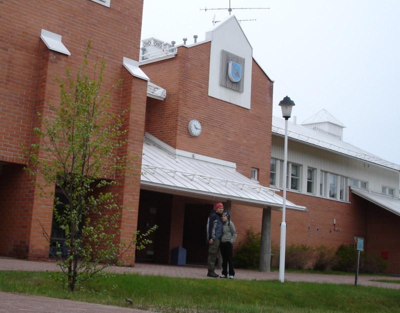 Enontekiön kunnantalo