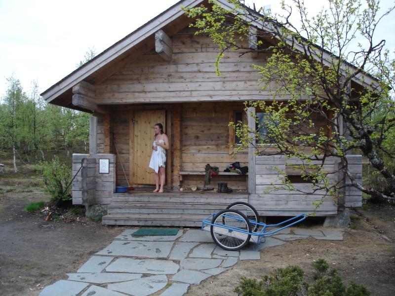 Hannukurun sauna