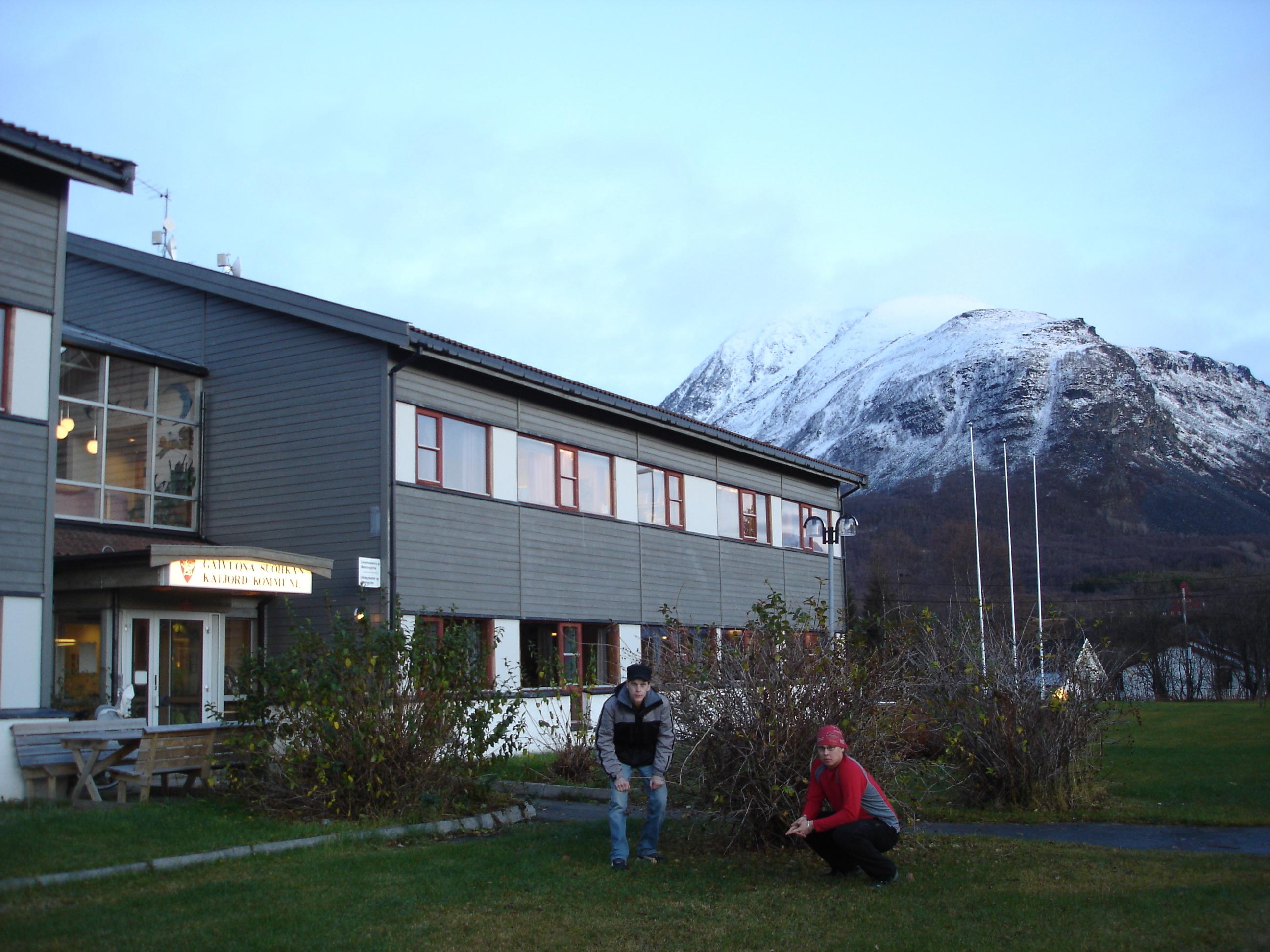 Kaivuonon kunnantalo