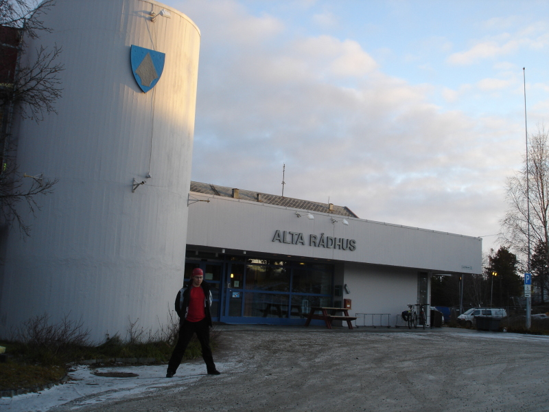 Altan kunnantalo
