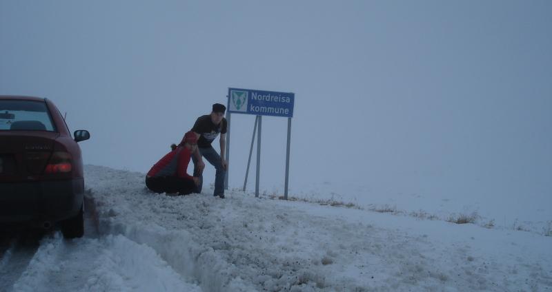 Nordreissan kyltti