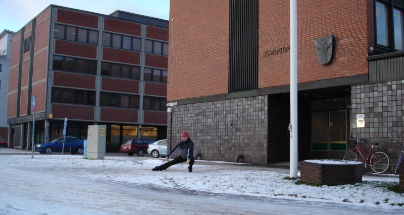 Rovaniemen maalaiskunnan vanha kunnantalo