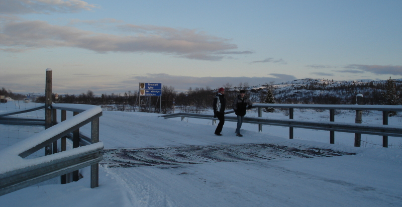 Sør-Varangerin kyltti