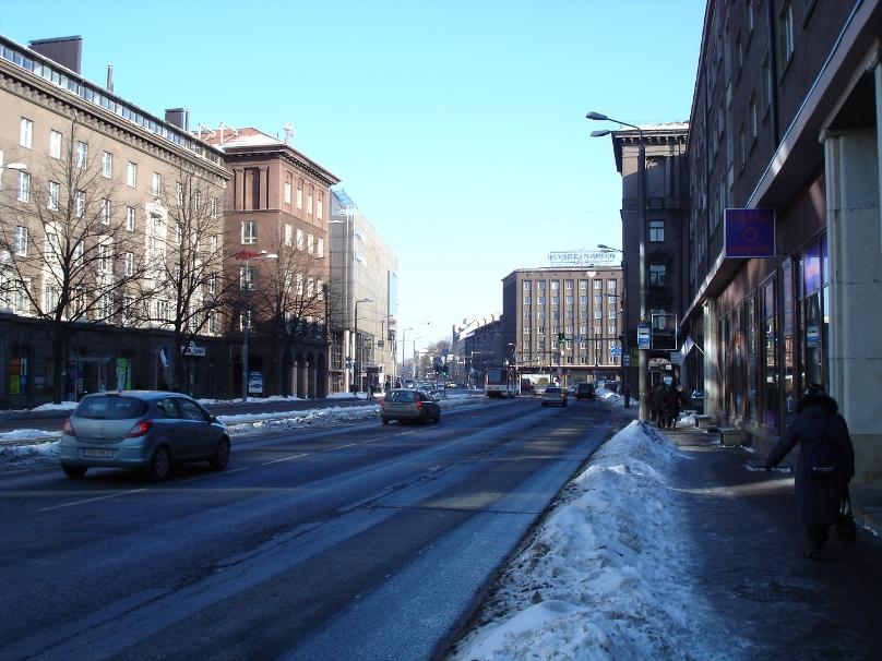 Tallinnan katukuvaa