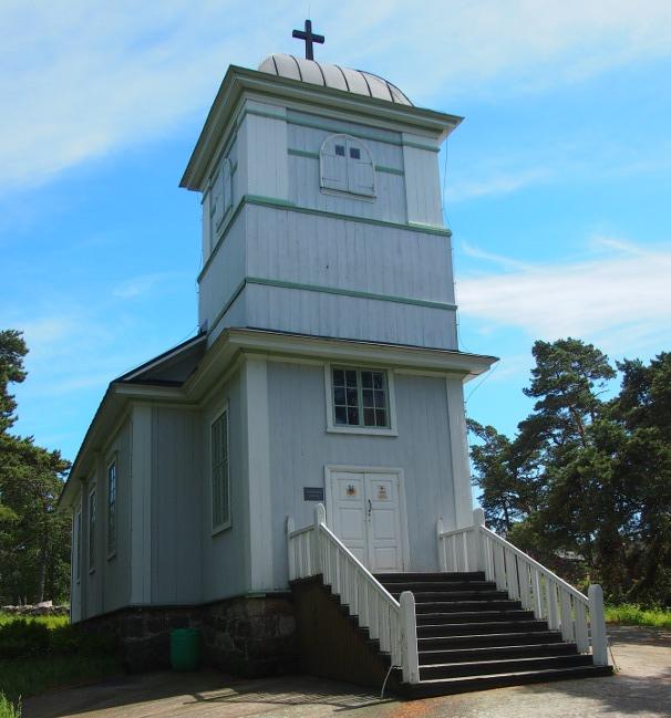 Haapasaaren kirkko