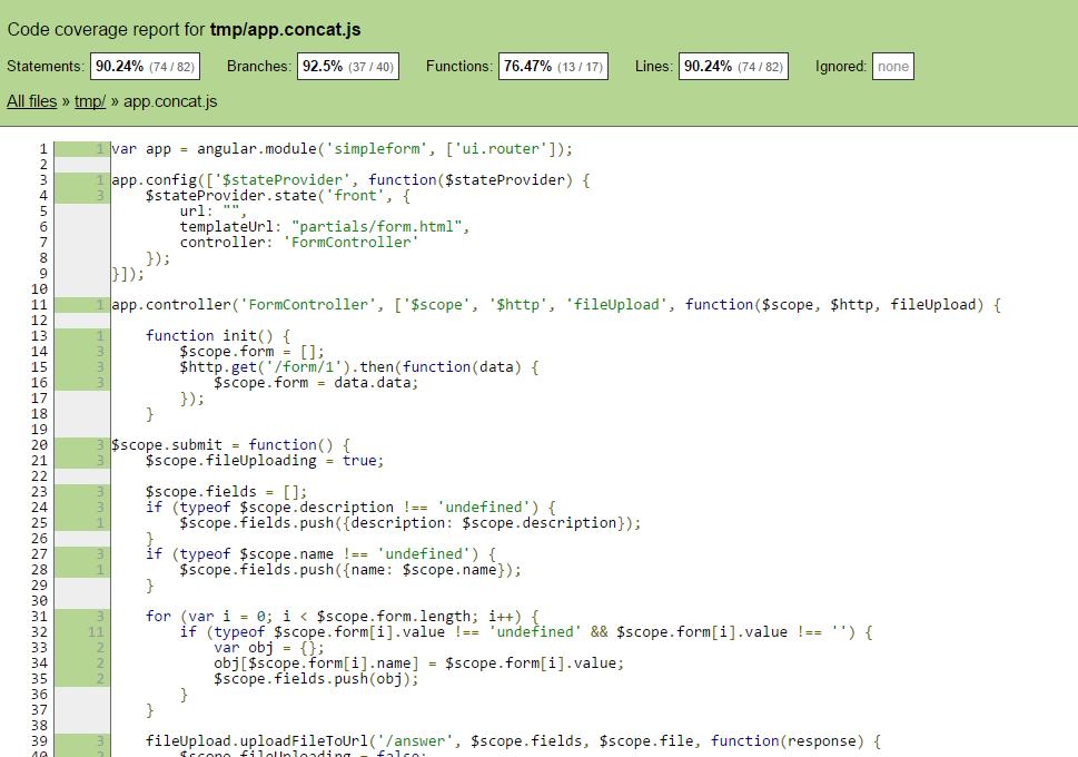 PHP developer in JavaScript world - Pulupalsta